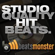 Professional Dirty South Beats and Instrumental Rap Music on Sale at the BeatsMonster.com Website