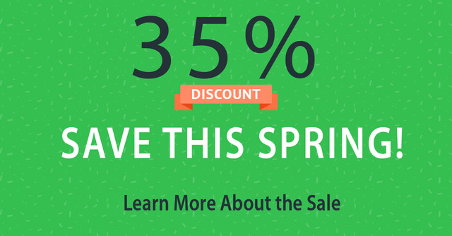 may sale from templatemonster