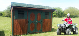 Meet Dunnegan Springs Structures: A new Amish Shed, Garage and Cabin Builder in Dunnegan MO