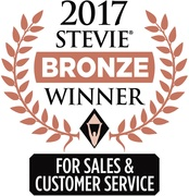 2017 Stevie Award