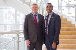 Congratulations to Thomas Jefferson School of Law's Veterans Clinic Alumni Scholarship Recipients