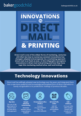 Recent Innovations & Technology Adoption in the Direct Mail & Print Industry Revealed by bakergoodchild