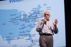 Tampa Internation Airport CEO Joe Lopano at Ignite Tampa Bay
