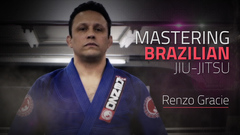 Mastering BJJ presentation screen