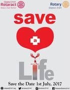 Save Life... July 01