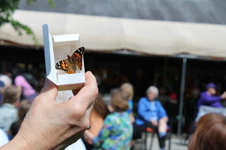 Menno Place Pauses to Celebrate and Remember with Annual Butterfly Release
