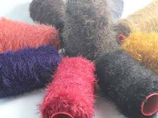 Kingbird Expands its Product Line, Feather Yarns Now Available in 9 Different Colors