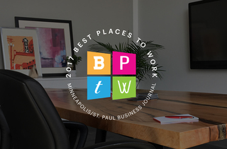 Plaudit Design Named One of The Best Places To Work