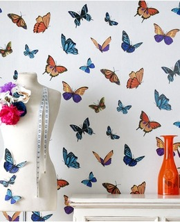 Designer Wallpaper and Home Décor Innovators Launch Second Wallpaper Collection by Fashion Designer Julien Macdon…