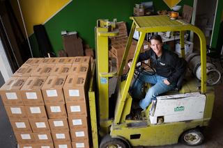 Tahoe Trail Bar awarded prestigious Whole Foods entrepreneur grant