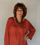 Emmy Nominated Mindy Sterling as Shirla in Secs & EXECS