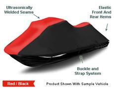 Red & Black Jet Ski Number