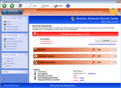 Windows Instant Scanner will not protect your computer from harmful files.