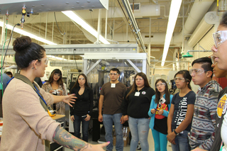 Students From Inter-Tribal Energy & Tech Tour To Visit Lawrence Livermore National Laboratory