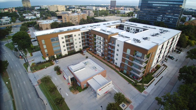 Modena Apartments by general contractor Bob Moore Construction