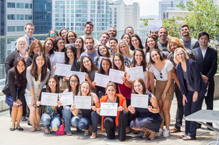 International Students Participate in Thomas Jefferson School of Law's Legal English Program