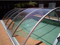 Excelite pool enclosure