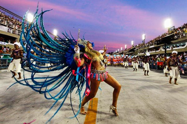 2012 Rio Carnival