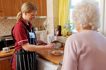 24 Hour Caregivers - Meal Preparation
