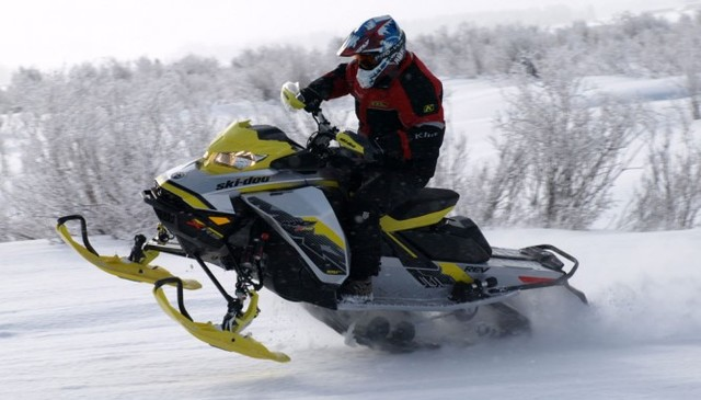 Don't let your snowmobile get beat up from the harsh sun