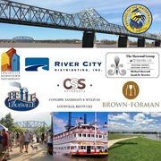 Friends of the Waterfront appreciates the support of sponsors: Brown-Forman, River City Distributing, Louisville Public Media, Conliffe, Sandmann & Sullivan, Mawood Real Estate & Belle of Louisville