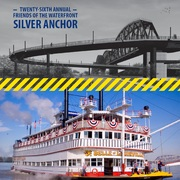 Friends of the Waterfront's annual Silver Anchor award ceremony and fundraiser is taking place on Thursday, September 14, 2017, dockside aboard the Belle of Louisville.