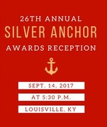 Tickets are still available for the Silver Anchor, an annual award ceremony and fundraiser hosted by the Friends of the Waterfront, in order to raise funds for Waterfront Park programs.