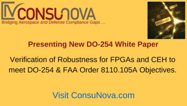 DO-254 Whitepaper by ConsuNova