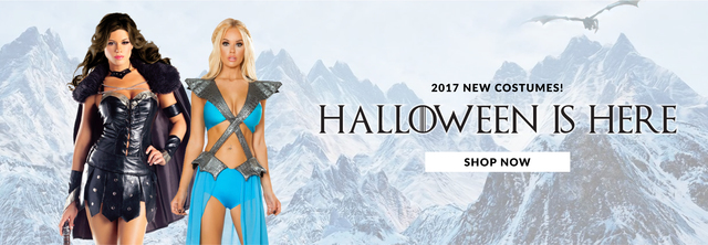 2017 Halloween Costumes From AMIclubwear