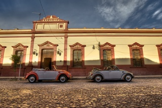 BEETLE YOUR WAY ACROSS MEXICO