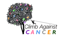 The logo for The Adventure Park at Long Island's Climb Against Cancer event, October 5, 2017. Jpeg