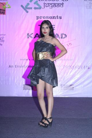 Kabaad used to make model look Stylish