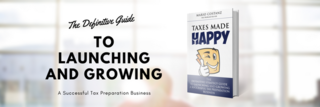 Most Experienced CEO In Tax Franchising Releases Groundbreaking Book