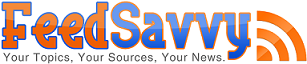 FeedSavvy.com is a fresh new start-up that personalizes your news