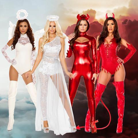 Sexy Plus Size Halloween Costumes