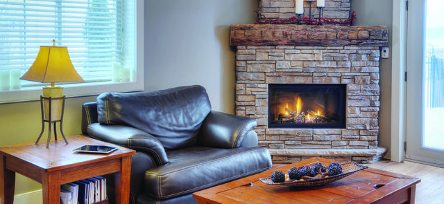 Fusionstone says, with the right design a fireplace can bring warmth and sophistication to any room in your house.