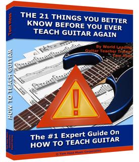 Guitar Guru Announces Unique Resource For Guitar Teaching Improvement