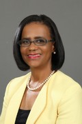 Dr Ruby Brown, CEO of Management Institute for National Development, Jamaica