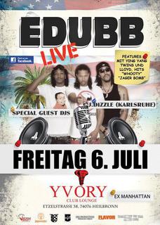 Atlanta Hip Hop trio EDUBB announces European and American tour dates