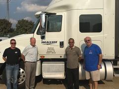 Kyrish Truck Centers rebrand 2017
