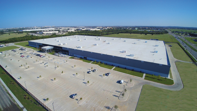 TTI, Inc. Distribution Center in Fort Worth, Texas, by General Contractor Bob Moore Construction