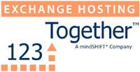 123Together.com Exchange Hosting Logo