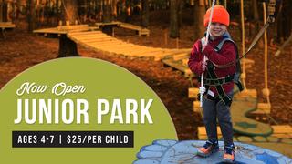 Junior Park NOW OPEN!