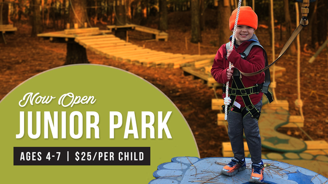 Junior Park NOW OPEN