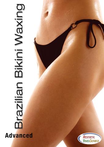 Advanced Brazilian Bikini Waxing DVD