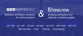 ConsuNova Inc. and Rapita Systems Ltd. announce expanded bilateral partnership