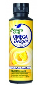 Nature's Own Omega Delight Fish Oil wins in Product Of The Year award