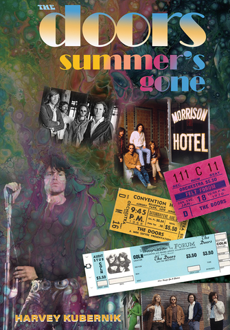 The Doors: Summer's Gone, Coming in February, 2018