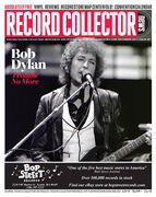December Edition of Record Collector News magazine cover