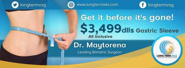 Gastric Sleeve Surgery in Tijuana  Mexico with Dr. Maytorena and Long Term WLS.